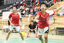 The 2nd DAIHATSU Kurume Junior Open Badminton Tournament Report